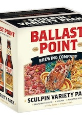 Ballast Point Variety Pack