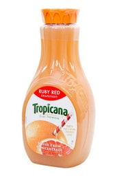 Tropicana Pure Premium Ruby Red Grapefruit Juice