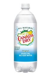 Canada Dry Seltzer Water