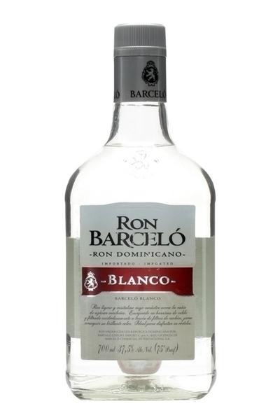 Ron Barcelo Blanco Rum